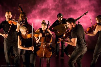 Vivaldi Piazzolla « Saisons : D'un Rivage À L'autre » à Villeparisis