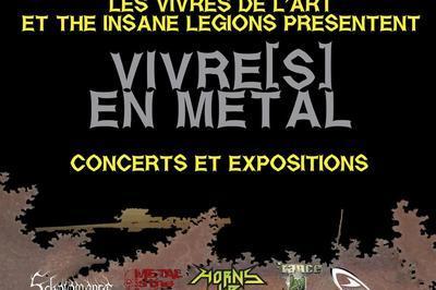 Vivres en Metal à Bordeaux