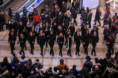Voix Music Z'ac à Paris 3ème