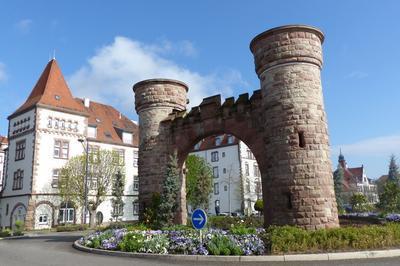 Voyage Dans La Mulhouse Allemande
