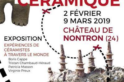 Voyages en céramique à Nontron