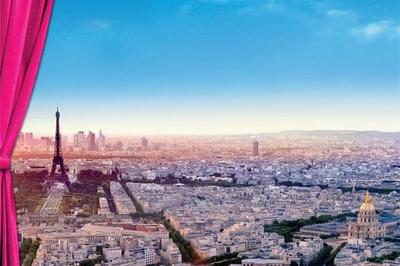 Vue De Tout Paris A 360° à Paris 15ème