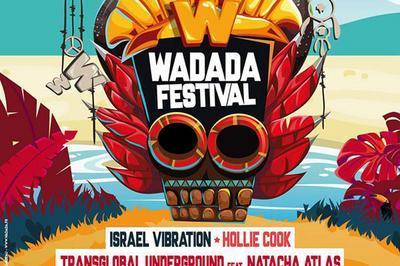 Wadada Festival - Pass 1 Jour à Ploudalmezeau