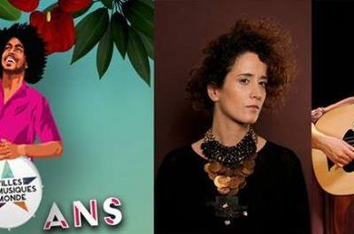 Waed Bouhassoun/ Anissa Bensalah (Création) à Le Blanc Mesnil