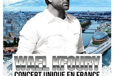 Wael Kfoury à Boulogne Billancourt