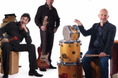 Wake Up Trio By Pascal Bihannic à Paris 2ème