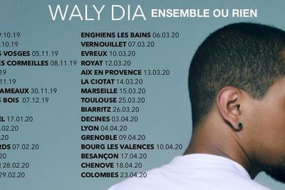 Waly Dia «Ensemble ou rien» à Orsay