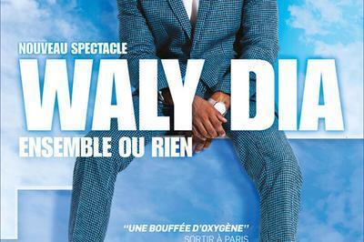 Waly Dia - Ensemble Ou Rien à Bordeaux