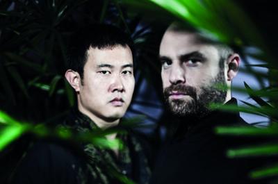 Wang Li & Yom (musiques du monde-France/Chine) à Luneville