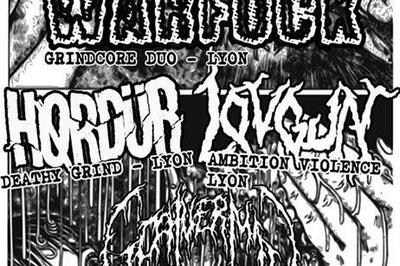 Warfuck / Lovgun / Hordur / Goatvermin à Besancon