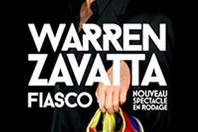 Warren Zavatta Dans Fiasco à Montpellier