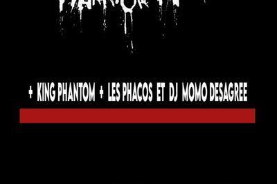 Warrior Kids + King Phantom + Les Phacos + DJ Momo Disagree à Saint Jean de Vedas