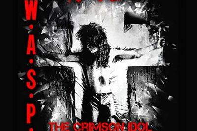 WASP – The Crimson Idol 25th anniversary world tour à Villeurbanne