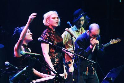 Wati Watia Zorey Band Moriaty And à Gueret