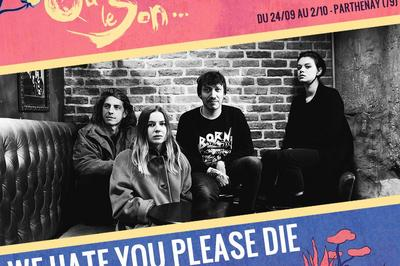 We Hate You Please Die, Vulves Assassines et Princesse Näpalm - Festival Qui Sème Le Son #3 à Parthenay