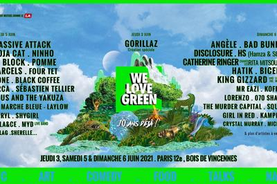 We Love Green 2021