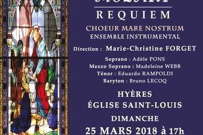 Requiem W A Mozart à Hyeres