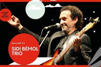 Welcome: Sidi Bémol Trio  à Paris 19ème