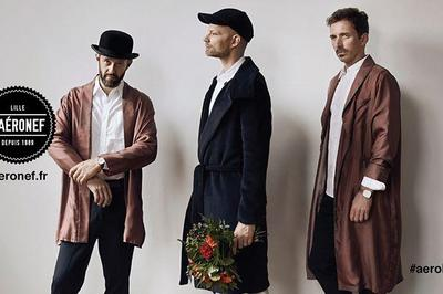 Whomadewho + Guest à Lille