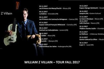 William Z Villain à Strasbourg