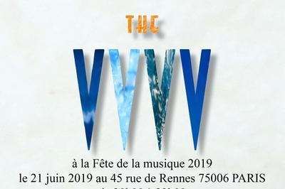 Wind Of Change !!! à Paris 6ème
