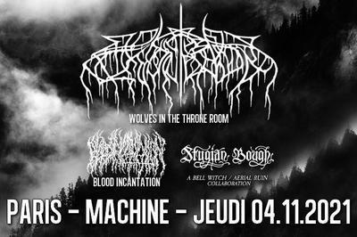 Wolves In The Throne Room à Paris 18ème