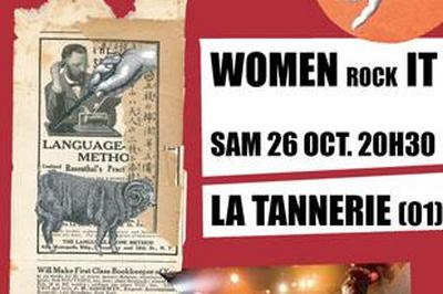 Women Rock It ! Bo Beep + She Wolf à Bourg en Bresse