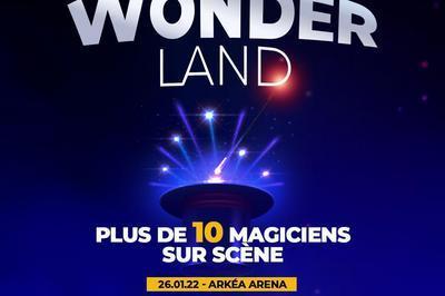 Wonderland, Le Spectacle à Floirac