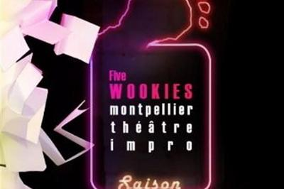 Wook'Impro - Saison 12 à Montpellier