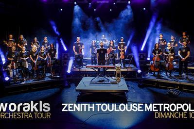 Worakls Orchestra à Toulouse