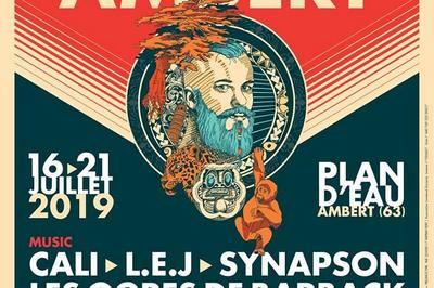 World Festival Ambert - Pass 1 Jour - Synapson