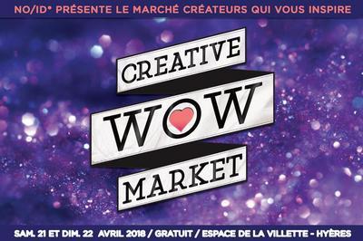 Wow Créative Market à Toulon