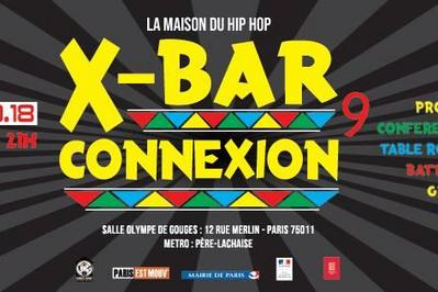 X BAR connexion 9 2018