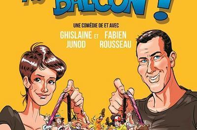 Y'a du monde au balcon ! à Avignon