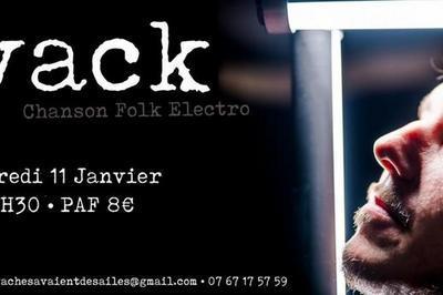 Yack (chanson folk électro) à Rompon