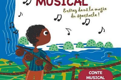 Yako & Le Labyrinthe Musical à Paris 19ème