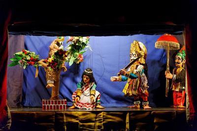 Yakshagana Gombeyata à Montreuil