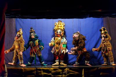 Yakshagana Gombeyata à Vitre