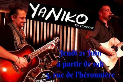 Yaniko à Nantes