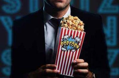Yann Stotz dans Popcorn à Lyon