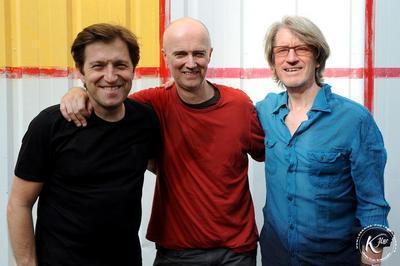 Yannick Robert Millenium Trio à Paris 1er