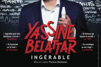 Yassine Belattar à Sausheim