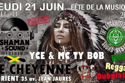 Yce - Mc Ty Bob (Fête de la Musique 2018) à Lorient