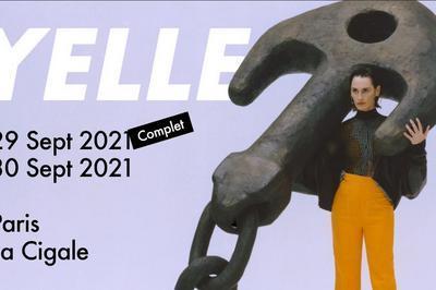 Yelle à Paris 18ème
