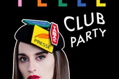 Yelle Club Party à Strasbourg
