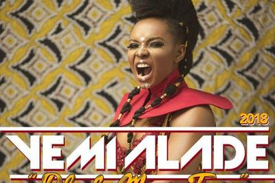 Yemi Alade - Afro Pop Queen à Marseille