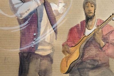 Yenguemo Klezmer Experience musique klezmer à Grenoble