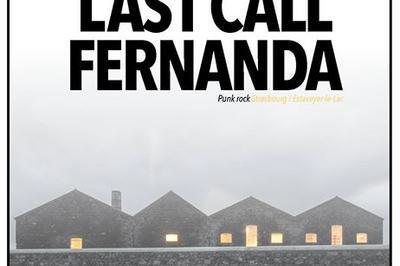 Young Harts + Last Call Fernanda // PDZ à Besancon