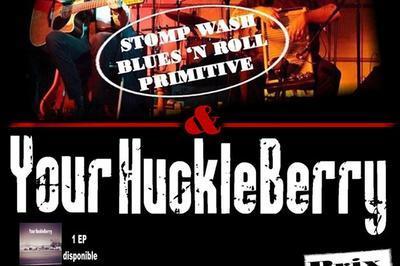 Your Huckleberry Et Dr Dehrel & Mr Dan En Concert ! à Pruniers