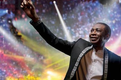 Youssou Ndour à Paris 12ème